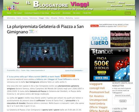 il bloggatore cucina web review gelateria di piazza pluripremiata gelateria