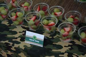 army birthday party ideas photo 10 of 12 catch my party