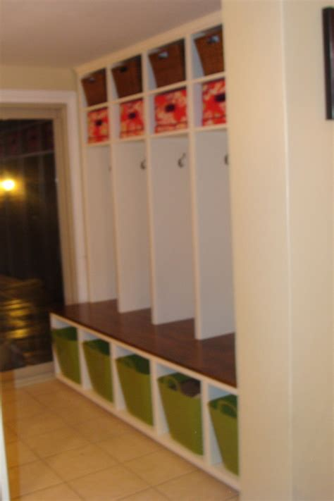 custom cabinet mudroom lockers  work mudroom