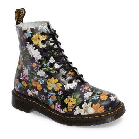 flower pattern doc martens the 25 best dr martens floral boots ideas on pinterest