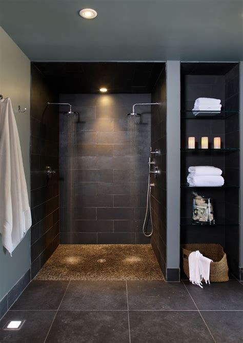 doorless shower plans doorless shower designs teach you how to go with the flow
