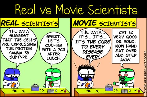 biography movie of scientist real vs movie scientists 8 the upturned microscope