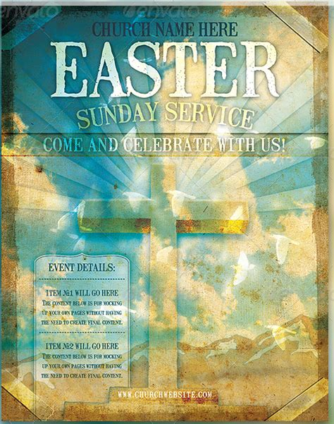free church flyer template 7 best images of church service flyer church anniversary