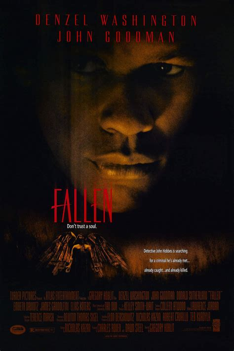 fallen film rating fallen dvd release date