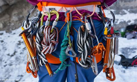 Eiger Al Carabiner Scrw news petzl tips and techniques for climbing petzl usa