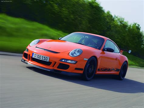 porsche gt3 rs orange 2007 orange porsche 911 gt3 rs wallpapers