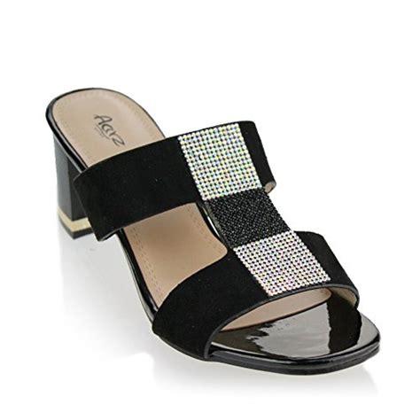 Sandal Aldo Diamante Beige Original Sale aarz evening comfort slip on suede sandal diamante wedding medium block heel