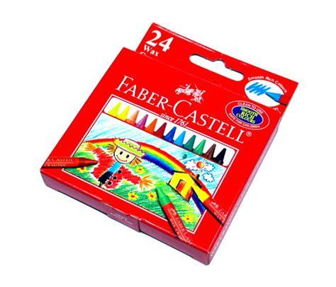 Wax Crayon Faber Castell 16 faber castell learning crayons wax crayons 122424 pb526 crayons rcecho