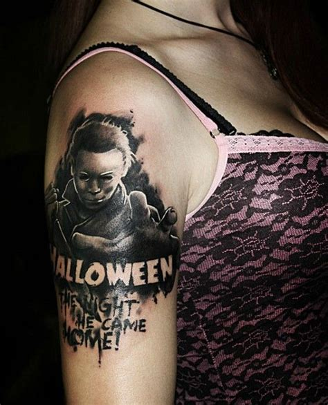 horror movie tattoos designs 204 best carpenter tattoos images on
