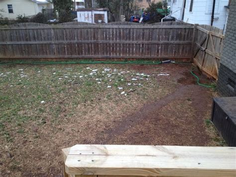 how to cover up mud in backyard how to cover up mud in backyard unwanted dog paths need landscaping solution