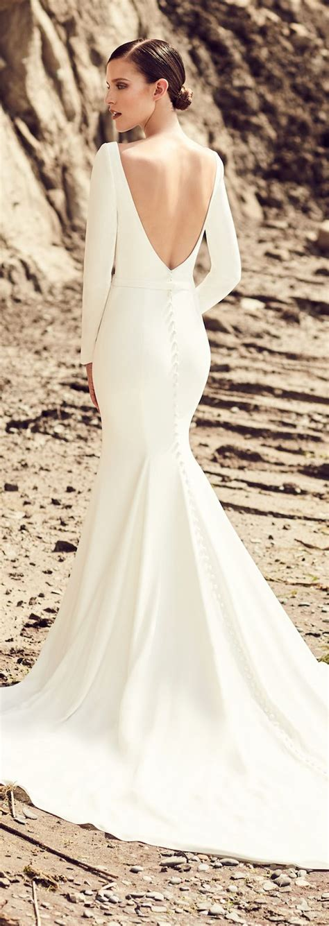 Plain Wedding Dresses by 32 Cutout Wedding Dresses To Rock Weddingomania