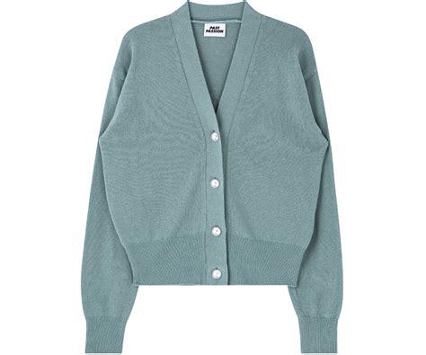 Faux Pearl Cardigan faux pearl button knit cardigan mixxmix shop korean