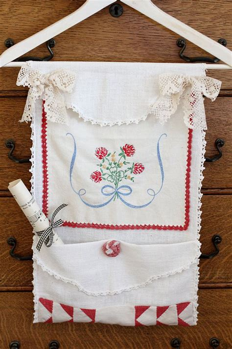 Table Linen Hangers 100 Ideas To Try About Wall Pockets Diy Letter Holder