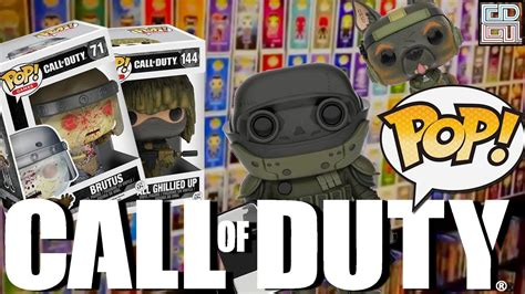Funko Call Of Duty Spaceland 11855 cod loul les figurines funko pop call of duty