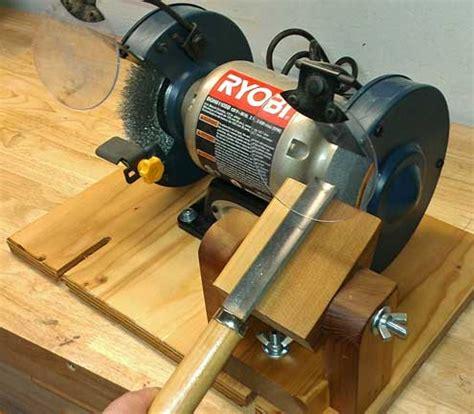 bench grinder tool rest plans corner wooden joints homemade bench grinder tool rest