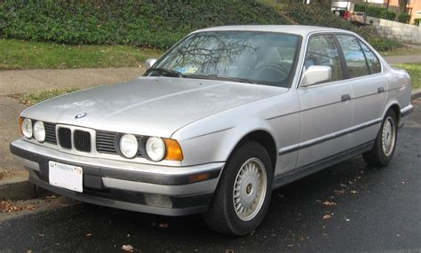 bmw e34 1990 1990 bmw 5er touring e34 pictures information and