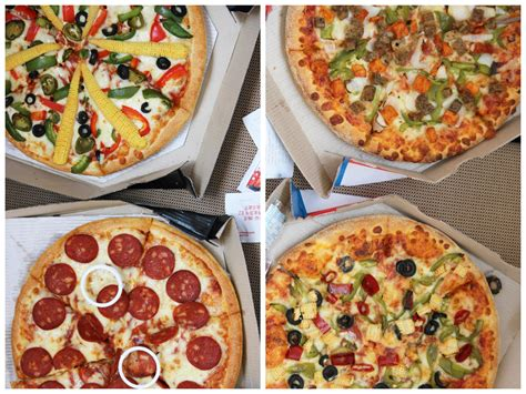 domino pizza hut guilty bytes indian fashion blogger delhi style blog