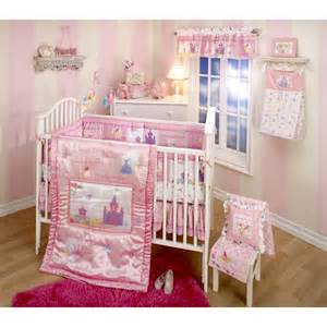 Baby Disney Crib Bedding Disney Baby Princess Stories 4 Crib Set Walmart