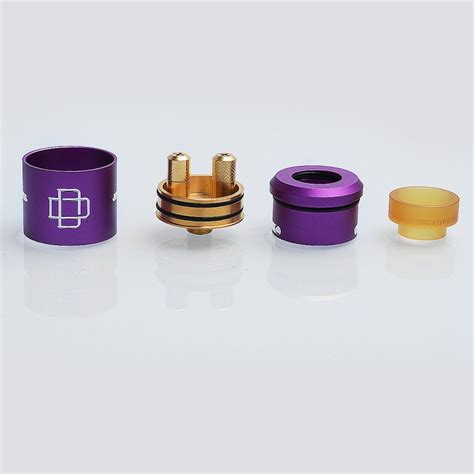 Druga Rda Authentic 24 99 authentic augvape druga rda purple 24mm rebuildable
