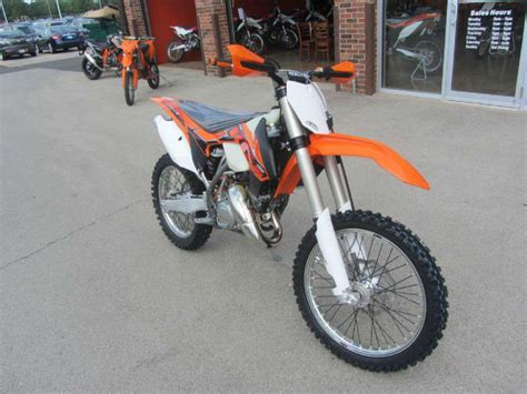 150 motocross bikes for 2014 ktm 150 xc dirt bike for sale on 2040 motos