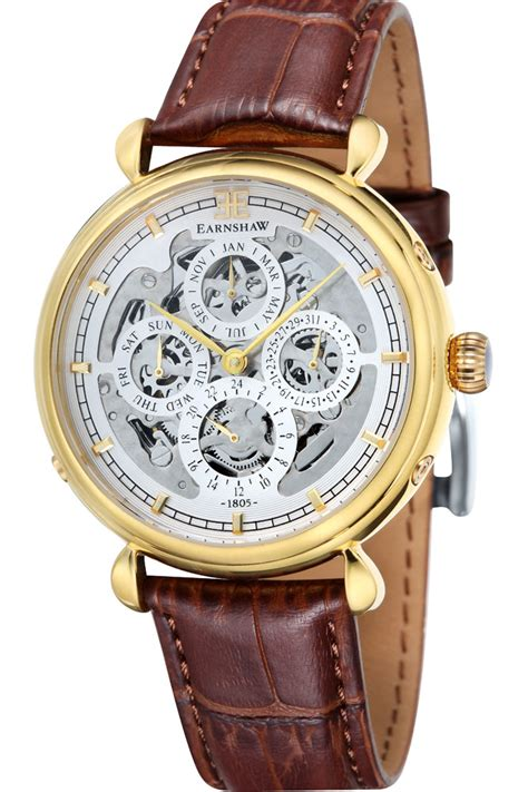 Best Seller Skeleton Leather White Brown Leather 8 top s skeleton watches for best selling most popular the