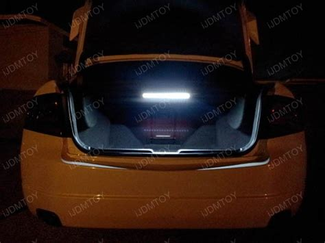 universal led strip light for car trunk cargo area lighting
