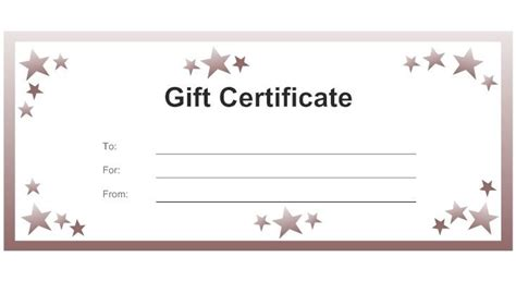 Smartdraw Certificate Templates by 7 Best Certificates Images On Gift
