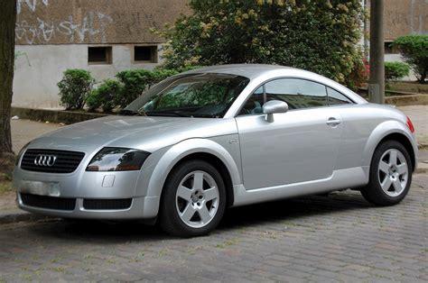 Audi Tt Silber by Das Sportcoup 233 Audi Tt In Silber Sicherlich Nicht Selten