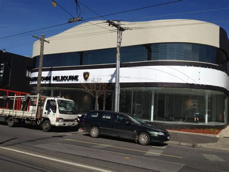 Lamborghini Melbourne Zagame Automotive S New Home For Lamborghini Melbourne