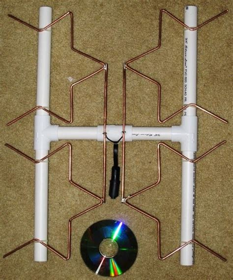 long range fractal tv antenna google
