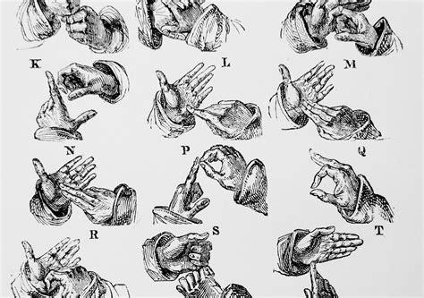 language history sign language facts