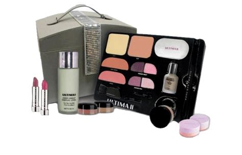 Mascara Ultima Ii ultima makeup kit fay