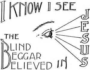 the blind beggar a mother s legacy