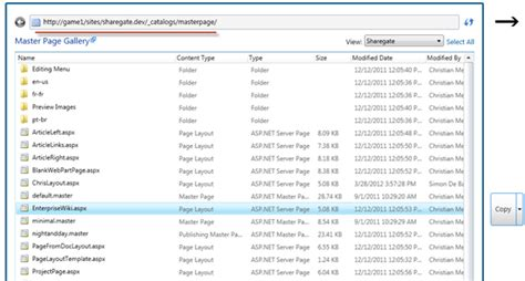 javascript page layout sharepoint copy sharepoint page layouts and publishing pages sharegate