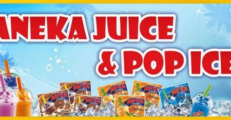 Juicer Dan Gambarnya unduh cdr gratis desain spanduk banner aneka juice dan pop vector file cdr