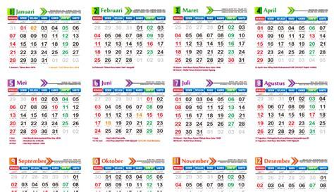 design kalender 2018 download kalender 2018 versi nida s design sman 1 tumijajar