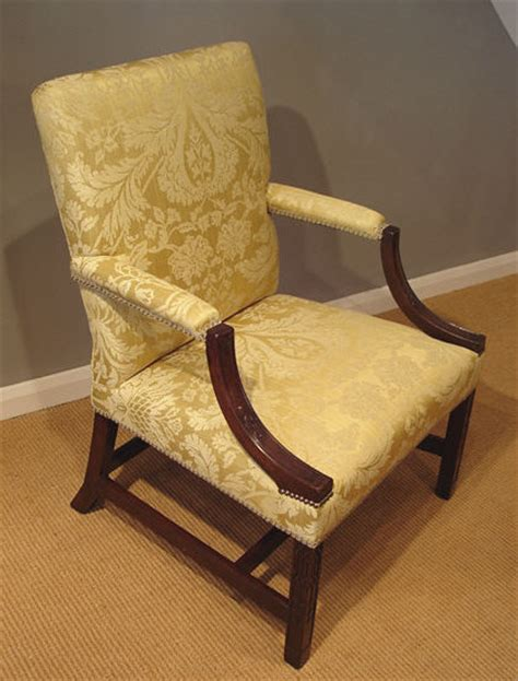 vintage armchairs uk georgian gainsborough armchair antique mahogany armchair