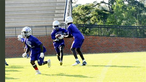 Pike County Records Bulldogs To Slocomb To Battle Tops The Troy Messenger