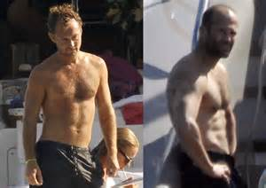 Tom Ford Shirtless Shirtless Pictures Of Jude And Jason Statham