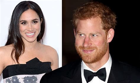 prince harry and meghan markle prince harry and meghan markle could already be engaged
