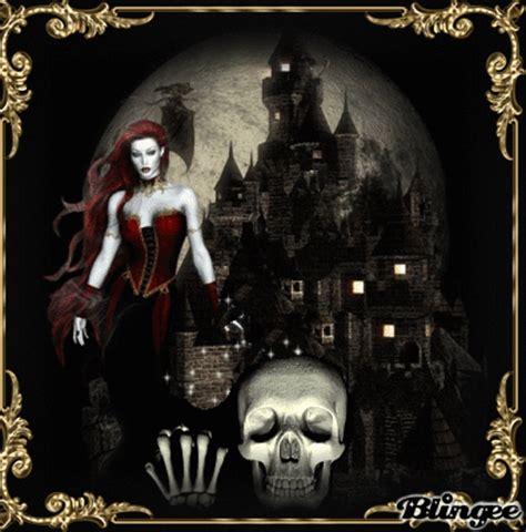 imagenes de calaveras anime gotico calavera fotograf 237 a 132507356 blingee com