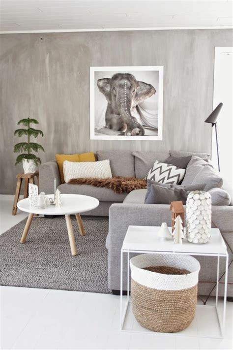 wohnzimmer skandinavisch wohnzimmer grau in 55 beispielen erfahren wie das geht