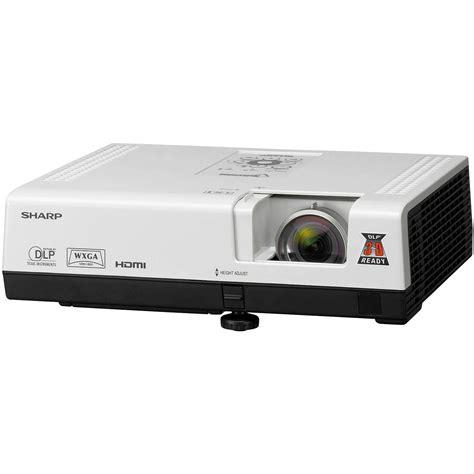 Proyektor Sharp sharp pg d2870w 3d ready throw wxga dlp projector
