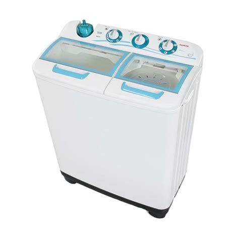 Harga Sanken Low Watt jual sanken tw 1122gx tub washing machine white