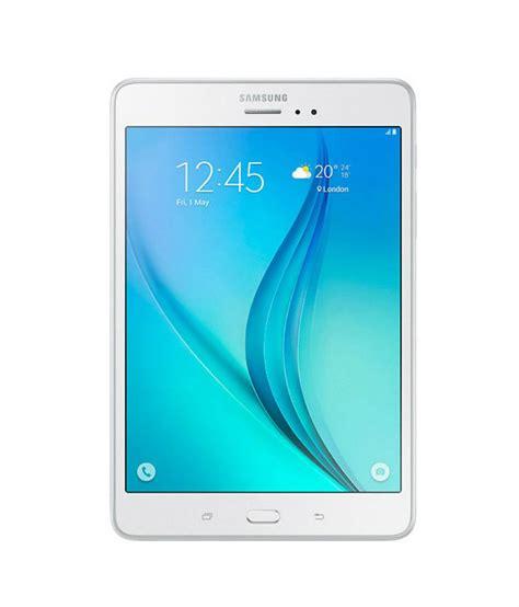 Samsung Whit A samsung sm t355y tab a 4g calling 16gb white buy samsung sm t355y tab a 4g calling 16gb white