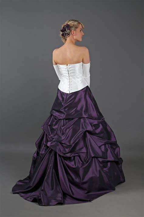 Brautkleider Weiß Lila by Brautkleid Lila Alle Guten Ideen 252 Ber Die Ehe