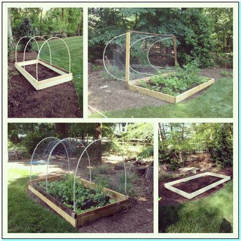 deer proof garden fencing ideas hawk haven