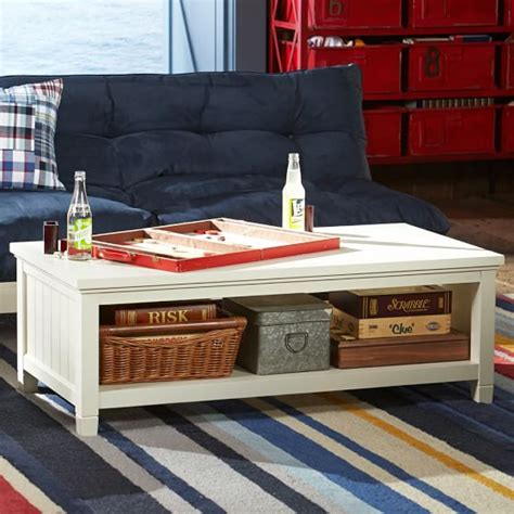 pbteen room planner pbteen room planner cottage coffee table pbteen beadboard coffee table interior designs