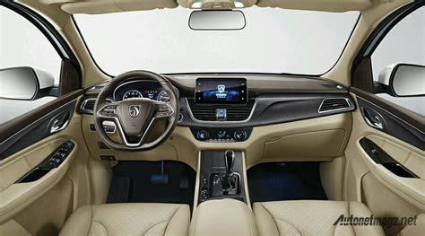 Wuling Interior Baojun 730 Facelift Pembaruan Mpv Jagoan Tiongkok