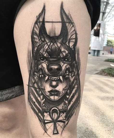 shaman tattoo best 25 anubis ideas on anubis anubis